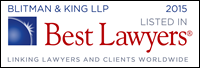 Rated By Best Lawyers
